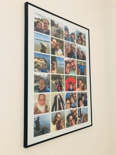 Poster vytvoríte za pár minút. Stačí vybrať vaše obľúbené fotky.