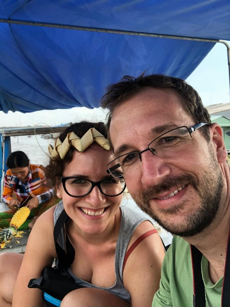 Výlet na loďkách po delte Mekongu. Krásny zážitok