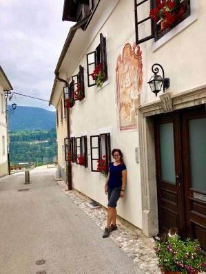 Malebné mestečko Radovjica