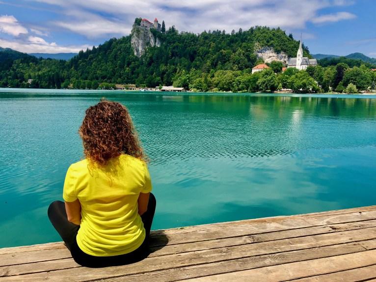 Jazero Bled je fotogenické z každej strany