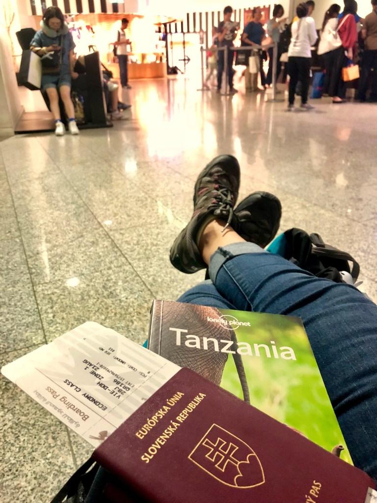 Tanzánia vitaj!