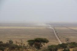 Nekonečná trávnatá savana - Serengeti NP