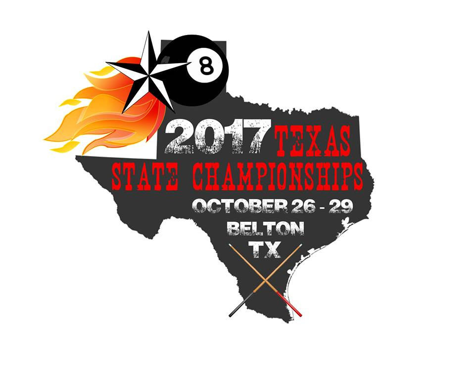 October 2017's, Texas ACS 8-Ball State Championships!