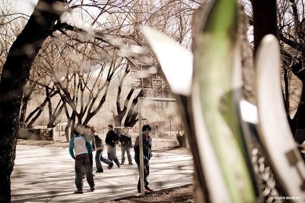 Gauchos. Las Loicas, Argentina