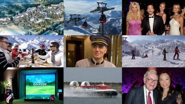The future of luxury skiing