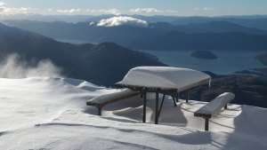 Southern hemisphere skiing