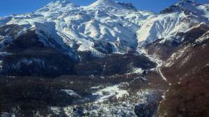 Nevados de Chillán ski area. Always a good bet. Photo Claudio Vicuña
