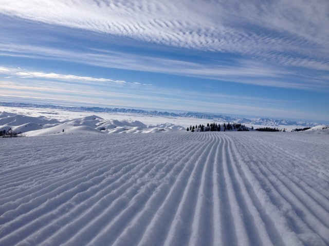 Idaho's Soldier Mountain is running a special; $129/acre when by 1,150. PHOTO: Solider Mountain Ski Area