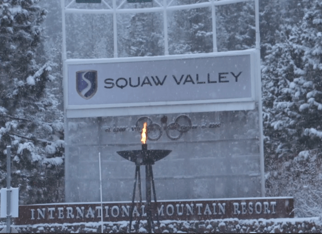 Squaw Valley and Alpine Meadows are opening much earlier than anticipated. PHOTO: Courtesy of Squaw Valley | Alpine Meadows