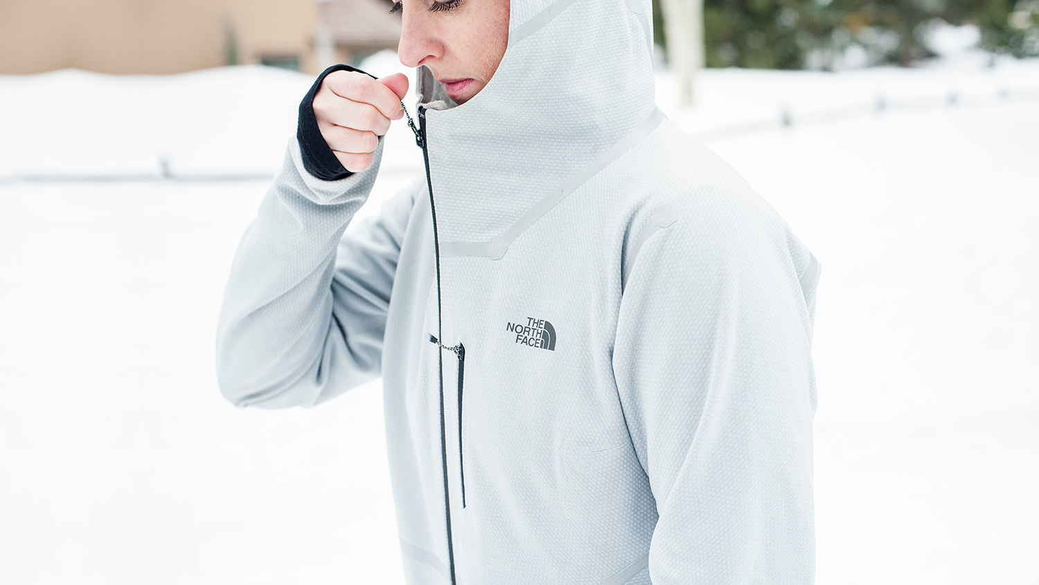 addabb682 The North Face Fleece Built for the Backcountry | POWDER Magazine