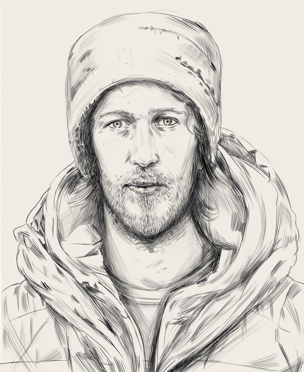 45.5; Powder Profile; Bjarne Salen; Illustration: Alelli Tanghal