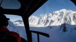 Rendezvous Heli, Valdez, Alaska. Photo: David Reddick
