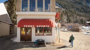 Terry Sports. Taos, New Mexico. PHOTO: Franklin Towers