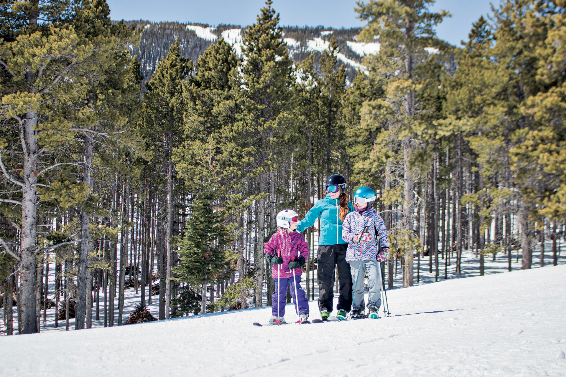 Red Lodge And Discovery Ski Area Offer Family Ski Packages