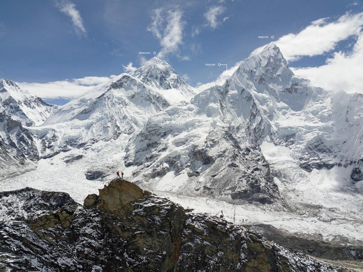 Hilaree Nelson, Jim Morrison Make First Ski Descent of