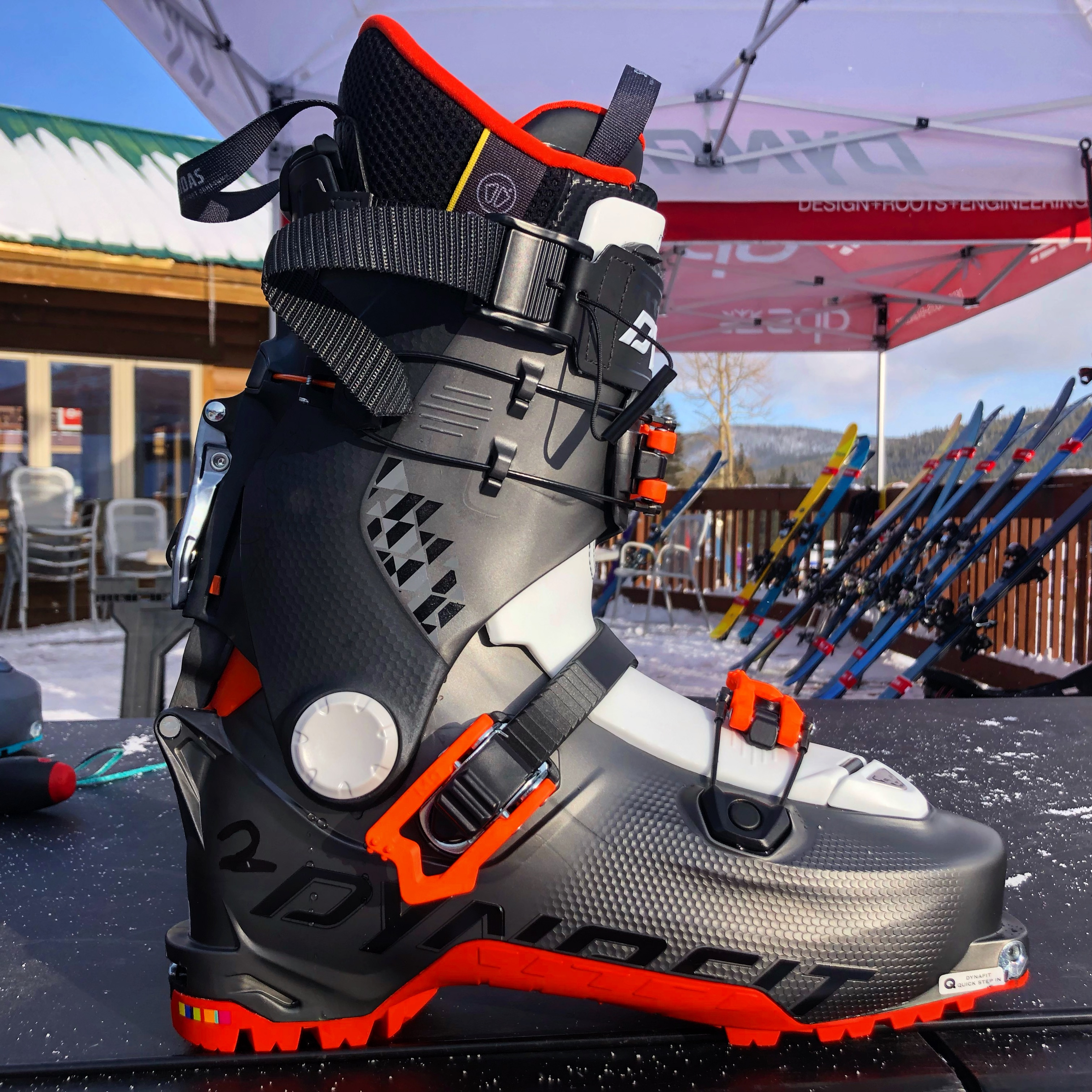 Dynafit Introduces New Freeride Backcountry Ski Boot
