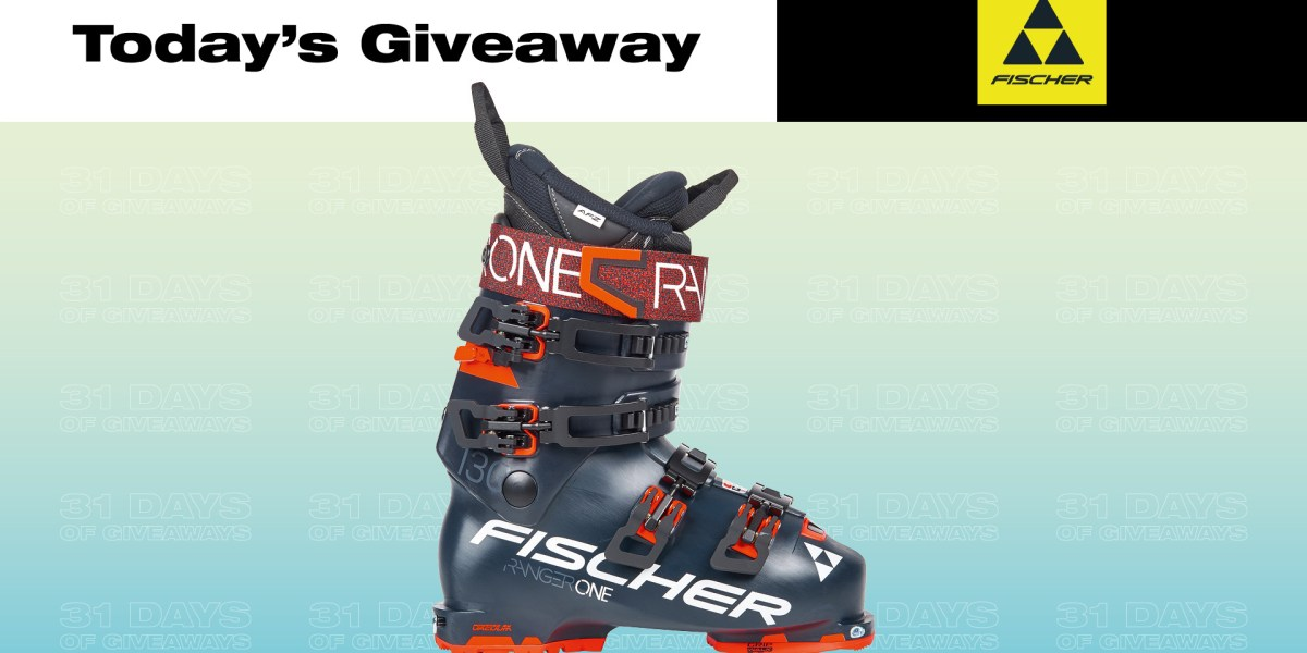 31 Days of Giveaways—Fischer Sports