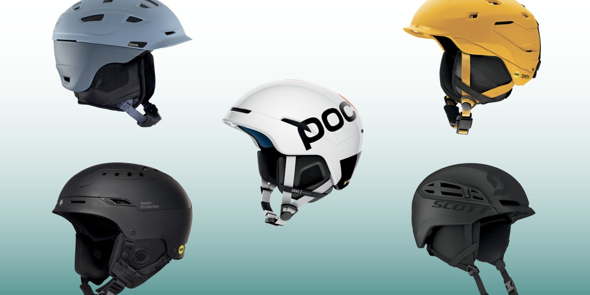 The Best Helmets of the Year