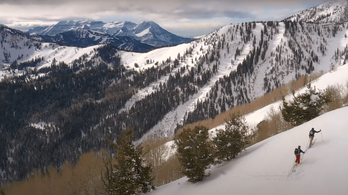WATCH: This Calm Edit Is Everything We Love About Skiing Powder