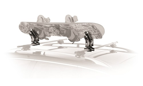 Thule Universal Snowboard Rack
