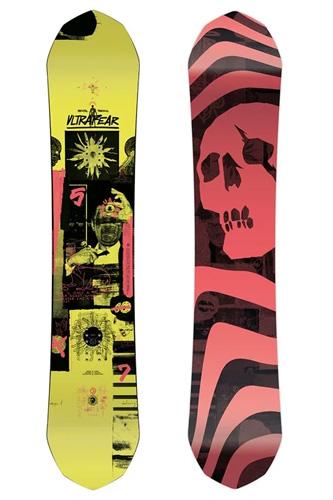 CaPiTA Ultrafear Freestyle Snowboard