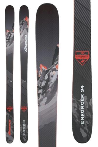 2022 Nordica Enforcer Skis