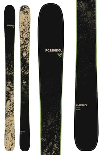 2022 Rossignol Black Ops Sender Skis