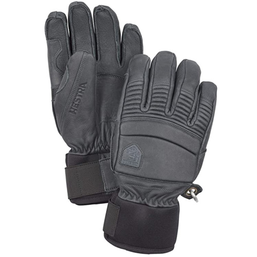 Hestra Leather Fall Line Snow Gloves
