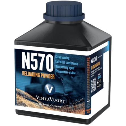 Vihtavuori N570 1 Pound of Smokeless Powder