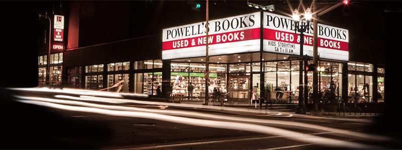 Image result for powell's books
