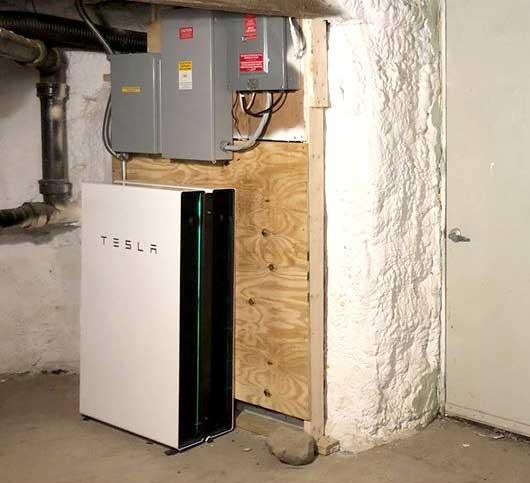 Telsa Powerwall 2