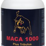 Maca 1000 plus Tribulus Testosteron Booster