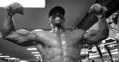 Masse aufbauen Tipps - Muskelaufbau