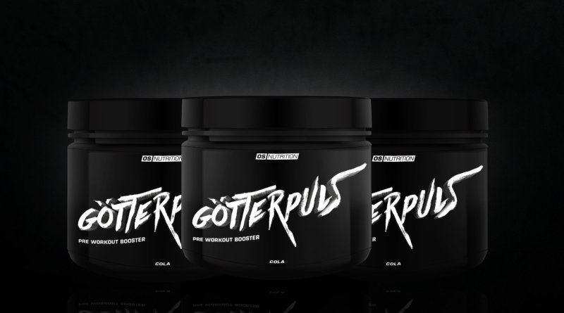 Götterpuls OS Nutrition Test Trainingsbooster