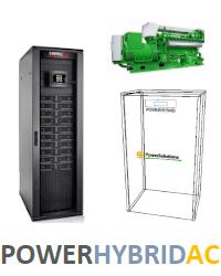 Sistemi Ibridi UPS/Cogenertori