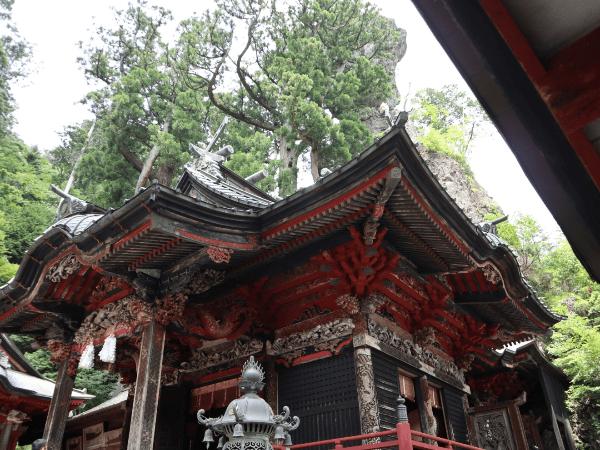 パワースポット榛名神社。お守りのご利益は縁結び、安産、子宝?