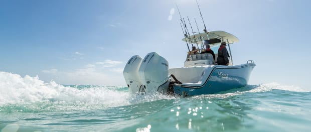 The Latest In Outboard Engines Power