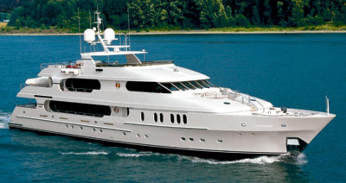 Christensen 155 Tiger Woods New Yacht Power Amp Motoryacht