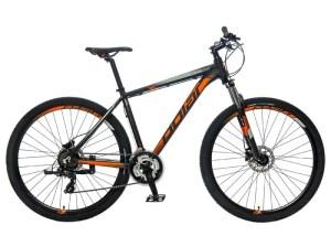 BICIKL POLAR MIRAGE COMP black-grey-orange najpovoljnija cena