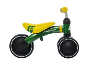 TRICIKL POLAR #1 green-yellow najpovoljnija cena