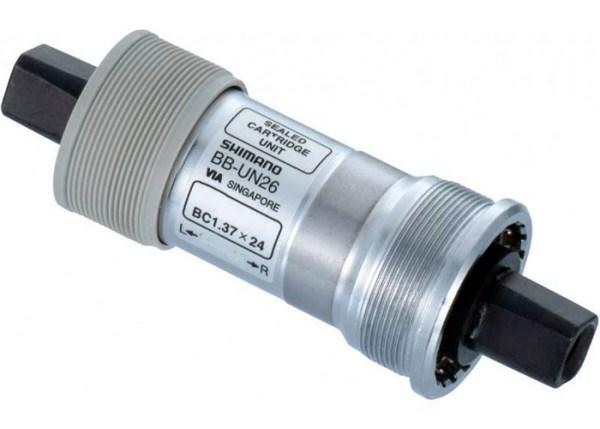 SREDNJA GLAVA SHIMANO ALIVIO BB-UN26 B17 SQUARE 117.5mm 68mm BSA najpovoljnija cena