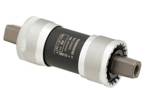 SREDNJA GLAVA SHIMANO BB-UN300 B22 SQUARE 127.5mm(D-EL) 68mm BSA najpovoljnija cena