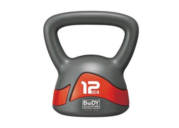 KETTLEBELL BW-117 12kg grey-red najpovoljnija cena