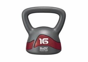 KETTLEBELL BW-117 16kg grey-burgundy najpovoljnija cena