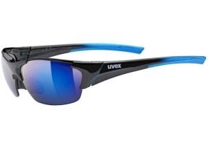 NAOCARE UVEX BLAZE III black-blue najpovoljnija cena