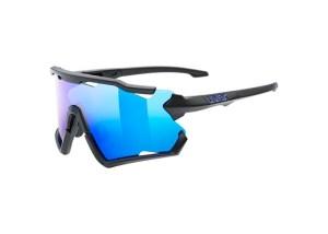 NAOCARE UVEX SGL 228 black mat-mirror blue najpovoljnija cena