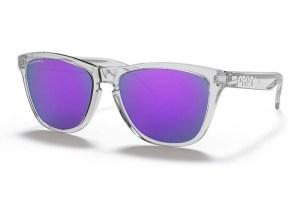 NAOCARE OAKLEY FROGSKINS polished clear-prizm violet najpovoljnija cena