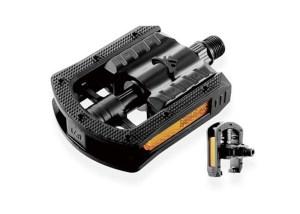 PEDALE FOLDING PVC FP-871 black najpovoljnija cena