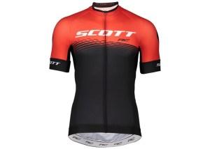 DRES SCOTT RC PRO s/sl fiery red-black najpovoljnija cena