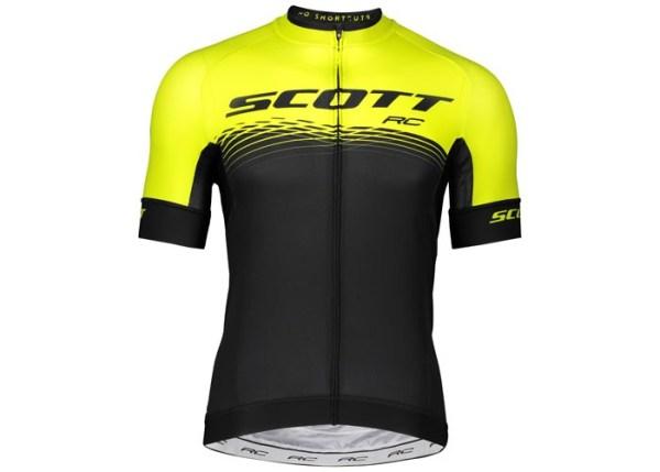 DRES SCOTT RC PRO s/sl sulphur yellow-black